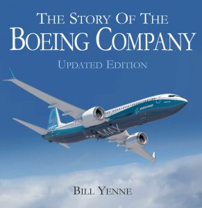 2013 Boeing Jacket FRONT COVER